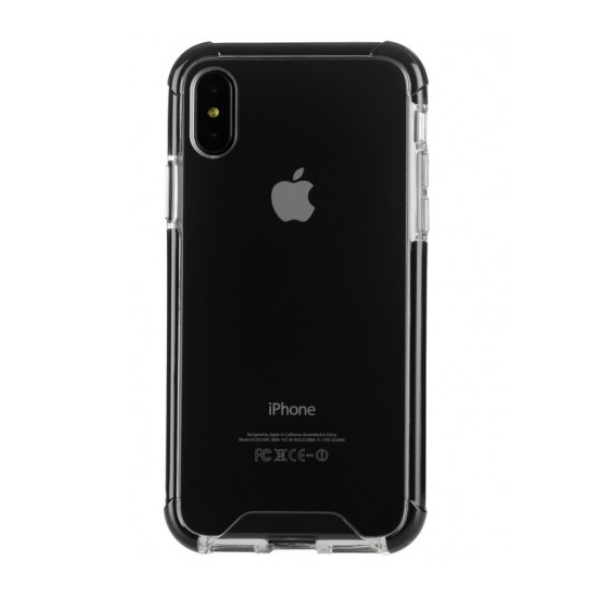 Tucano Denso Highly-Protective Case for iPhone X – Black