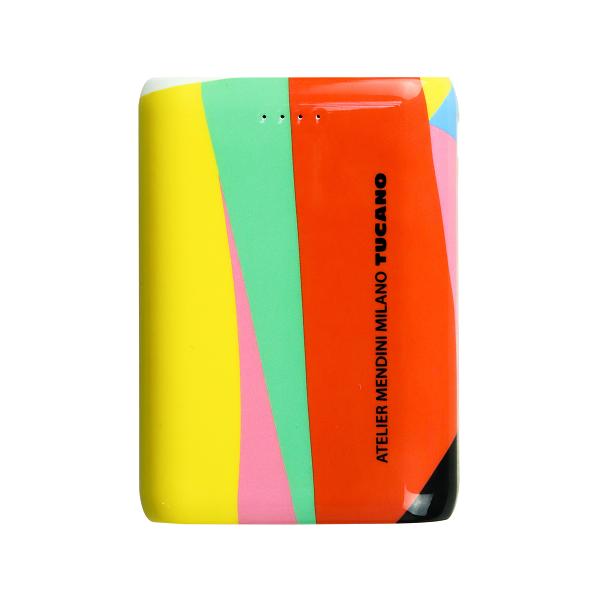 Tucano Power Bank Shake 10000mah Colorful