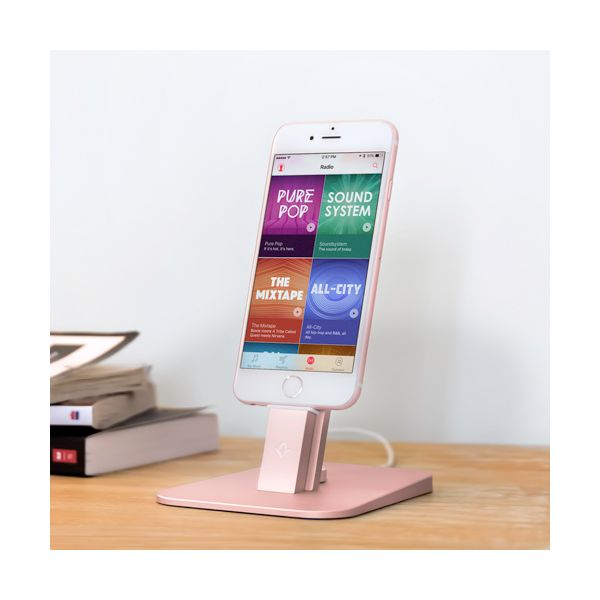 Twelve South Hirise Deluxe For iPhone/iPad – Rose Gold