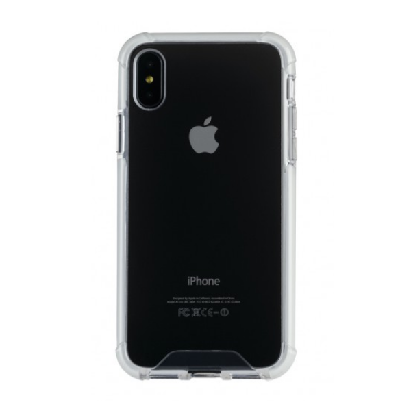 Tucano Denso Highly-Protective Case for iPhone X – White