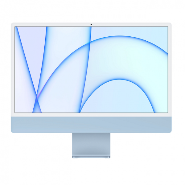 24-inch iMac with Retina 4.5K display: Apple M1chip with 8‑core CPU and 7‑core GPU, 256GB