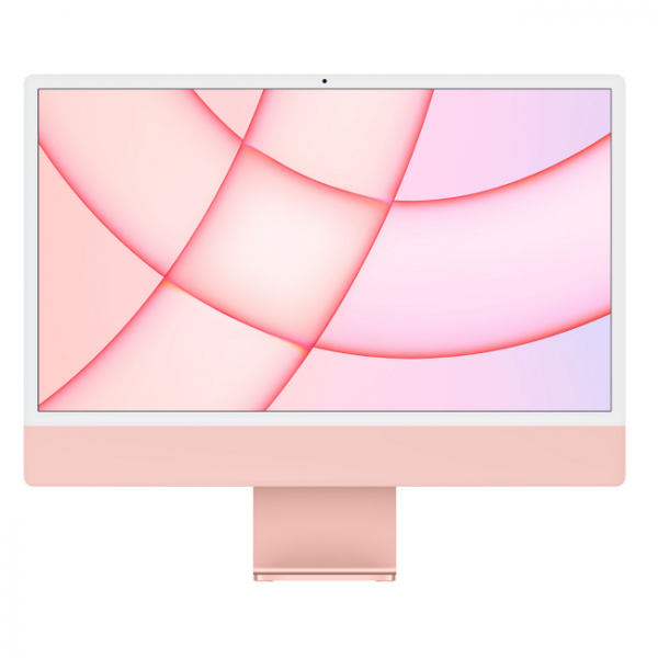 24-inch iMac with Retina 4.5K display: Apple M1chip with 8‑core CPU and 8‑core GPU, 512GB