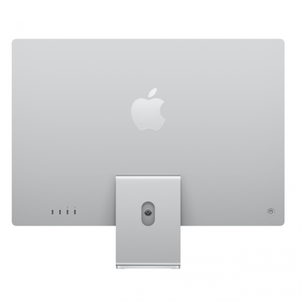 24-inch iMac with Retina 4.5K display: Apple M1chip with 8‑core CPU and 7‑core GPU, 256GB-Silver